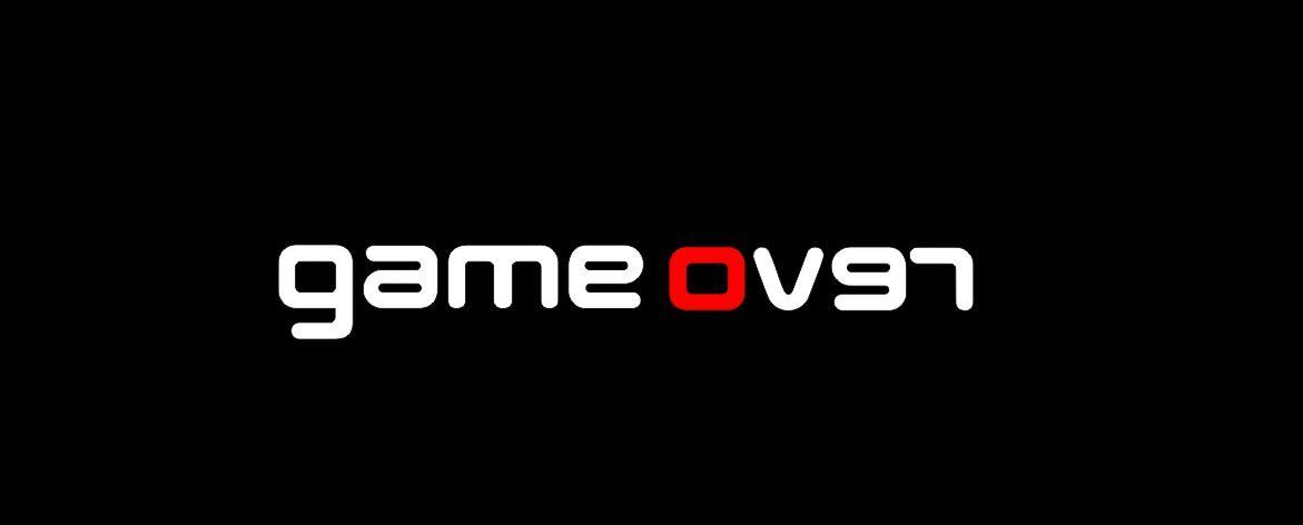 Game Over Decal Printworx Uk