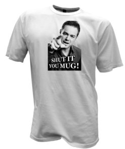 Danny Dyer Printed T-Shirts