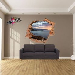 Large Exposed Wall Designs